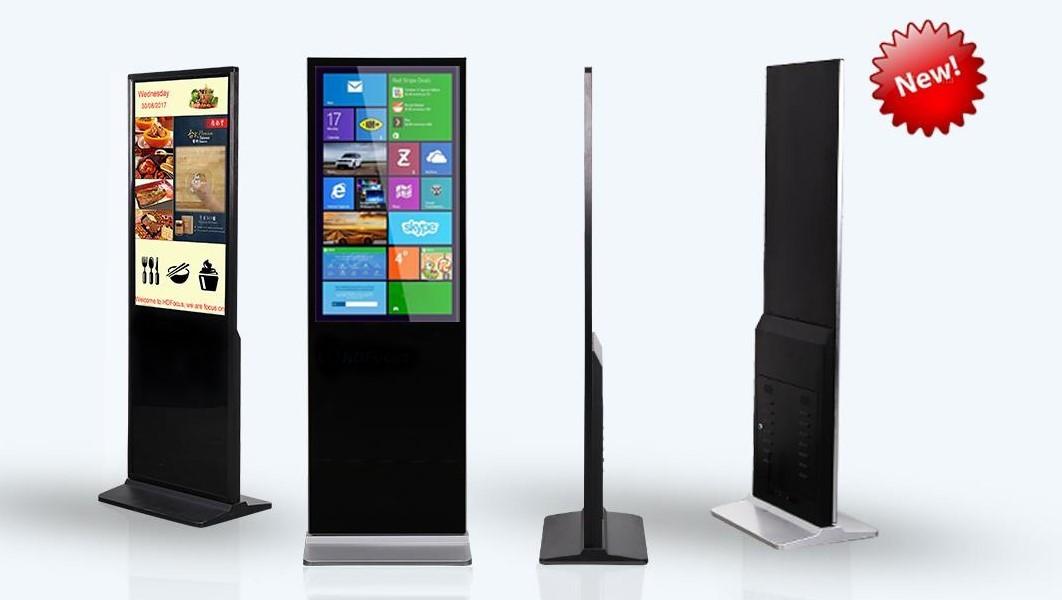 Интерактивен Тотем с 49 сензорен екран